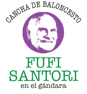 LOGO CANCHA BALONCESTO FUFI SANTORI