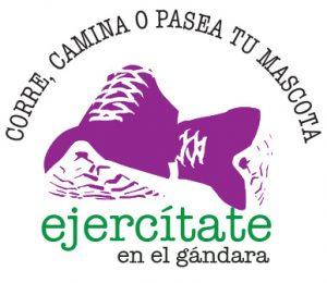 Logo ejercítate en el parque Gandara