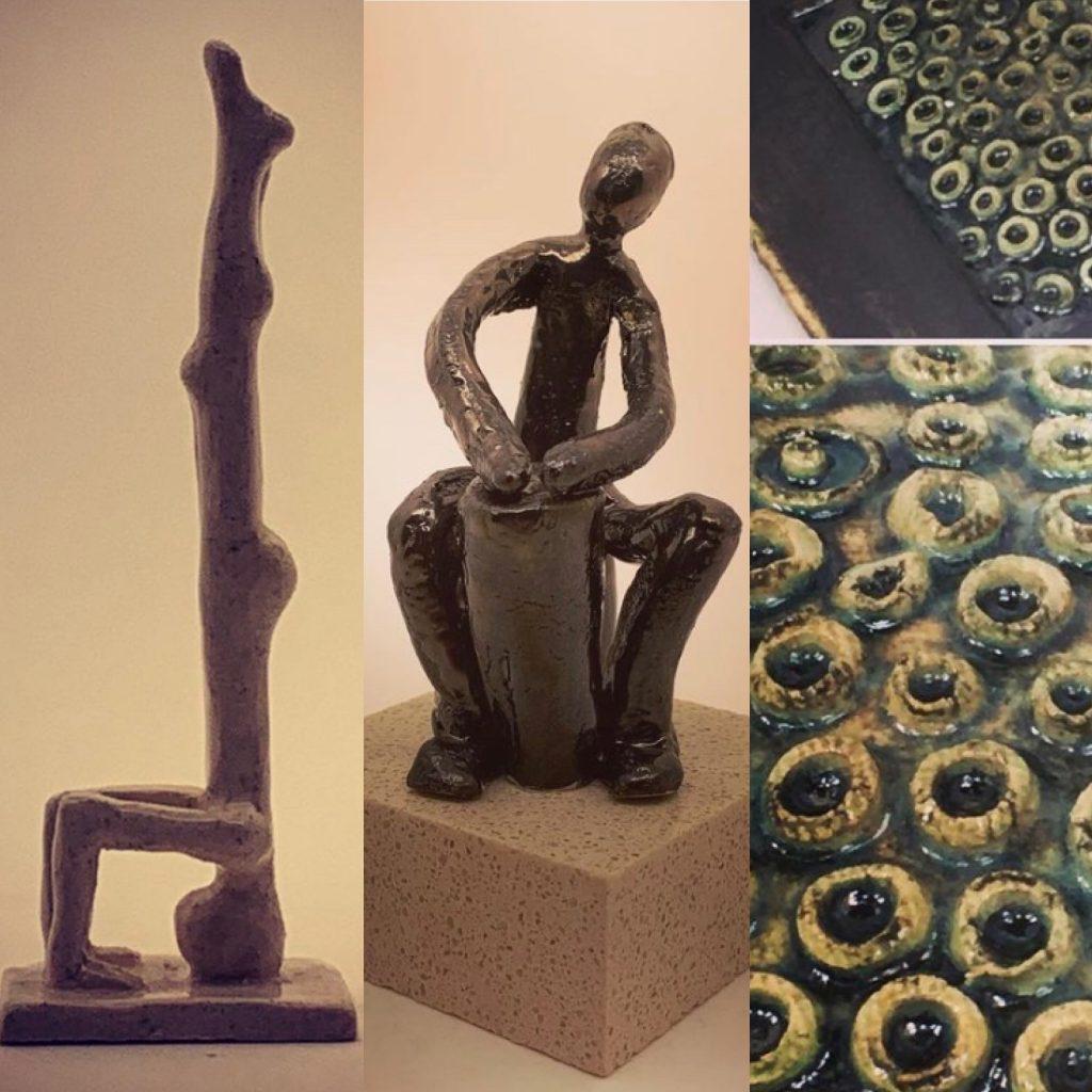 Paula Moragon en Arte en el Gándara